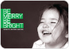 Be Merry Be Bright - Front View